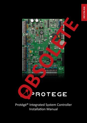 Ict protege power manual pdf