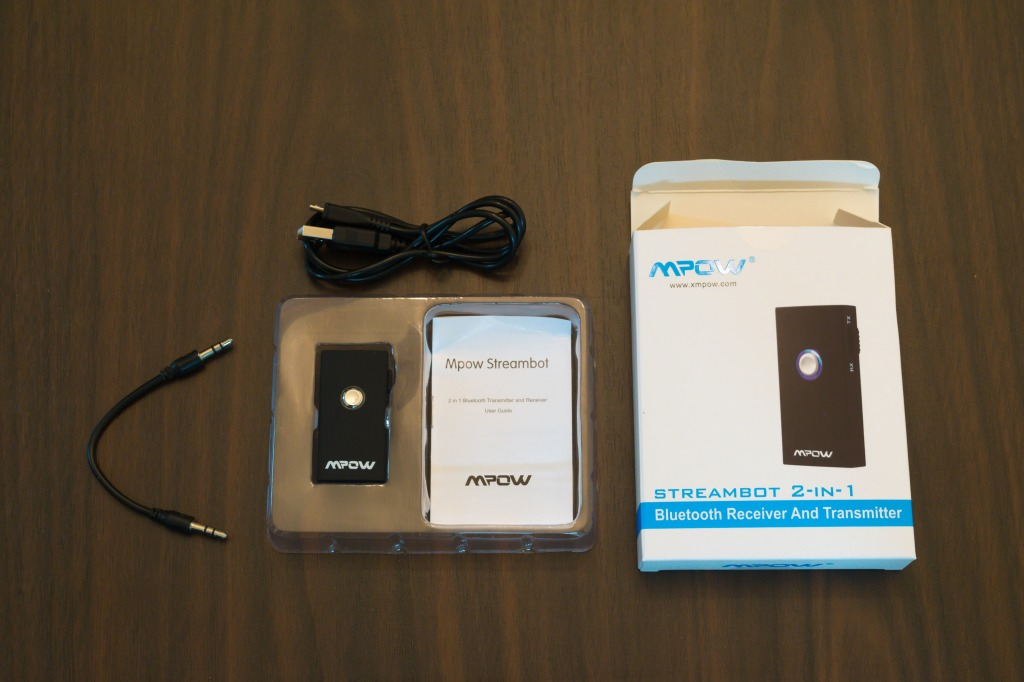 mpow streambot 2-in-1 user manual