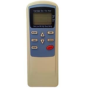 videocon ac remote control manual