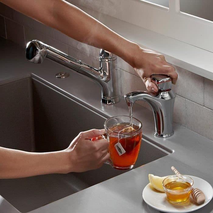 insinkerator instant hot water dispenser installation instructions