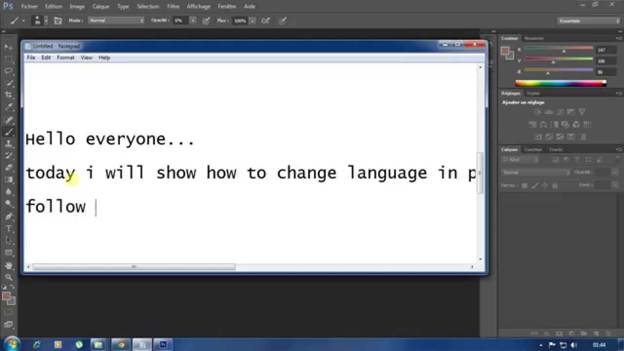 Insurgency how to change language
