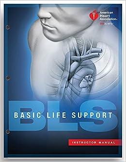 Basic life support manual pdf