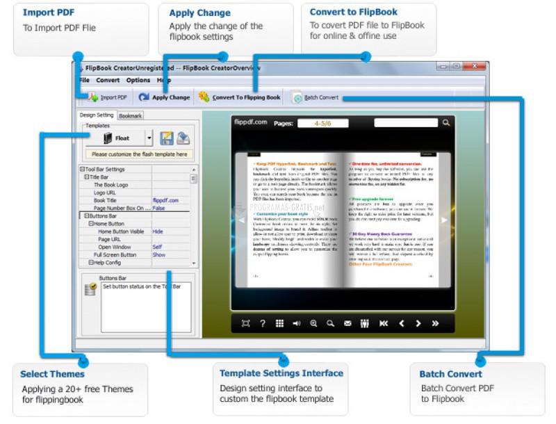 Convertir publisher en pdf gratis