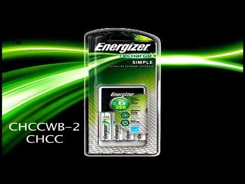 energizer charger instructions chcc-a