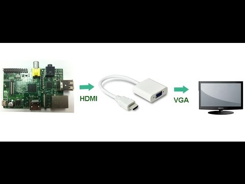 Hdmi how to detect raspberry pi