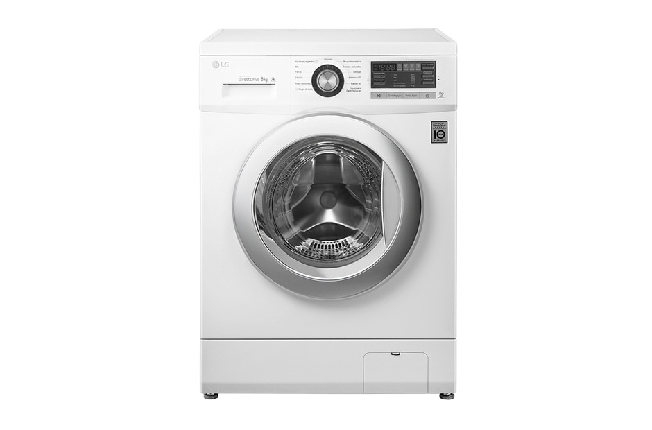 Lg 8kg inverter direct drive top load washing machine manual