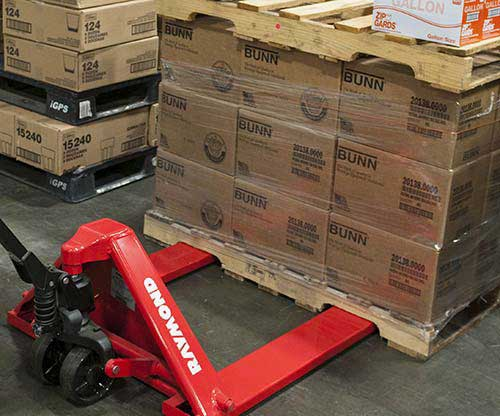 Mighty lift pallet jack repair manual