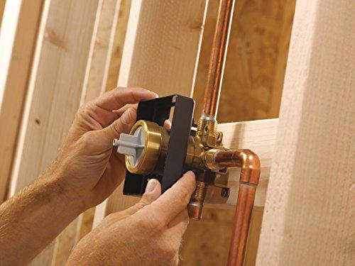 delta shower valve installation manual