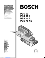 bosch pho 25 82 manual