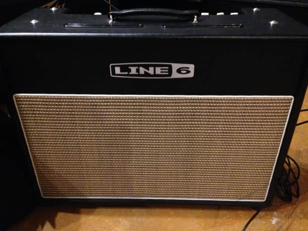 Line 6 flextone ii xl manual