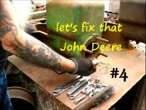 John deere hit and miss engine manual