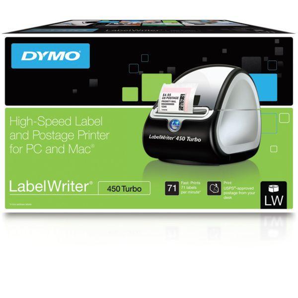 Dymo labelwriter 450 twin turbo manual
