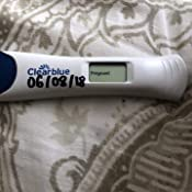 clearblue easy digital pregnancy test instructions