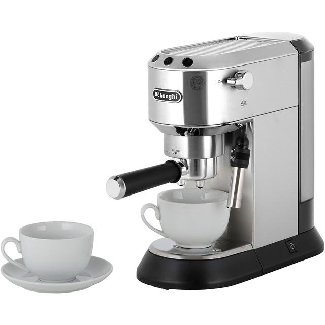 delonghi dedica manual coffee machine reviews