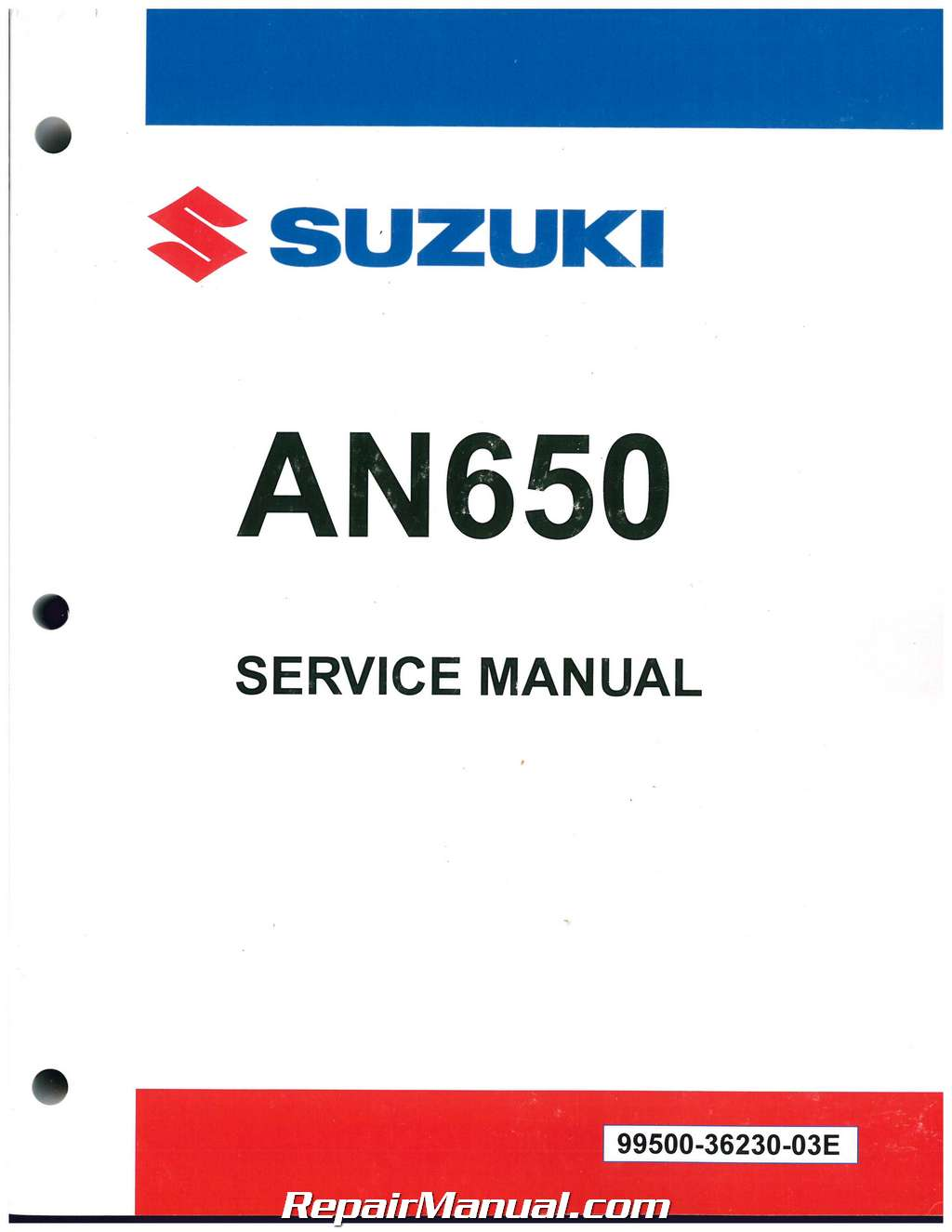 2013 suzuki burgman 650 owners manual