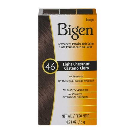 Bigen hair color instructions