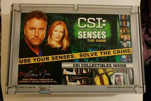 csi senses board game instructions