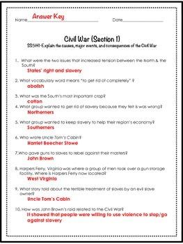 4th grade social studies test pdf