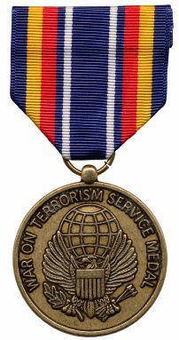global war on terrorism service medal navy instruction