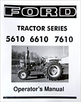 7710 ford tractor service manual
