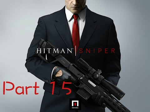 Hitman sniper how to get a quick kill