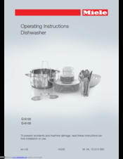 miele g858scvi plus service manual