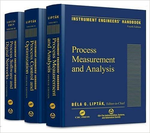 Process instrumentation and control handbook considine pdf