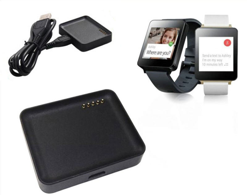 Smart watch how to charge