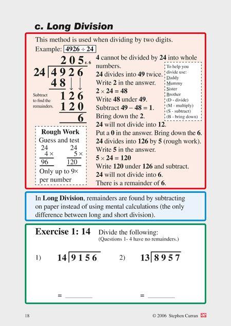 Year 5 maths workbook pdf