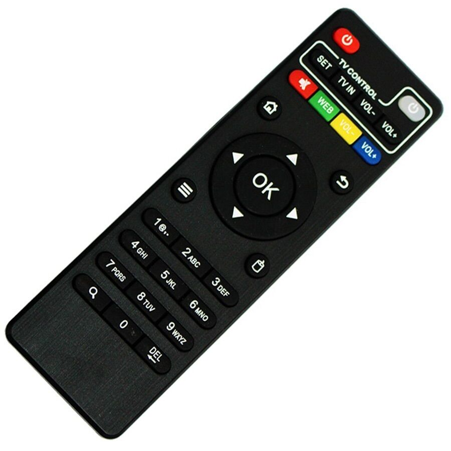 android tv box remote manual