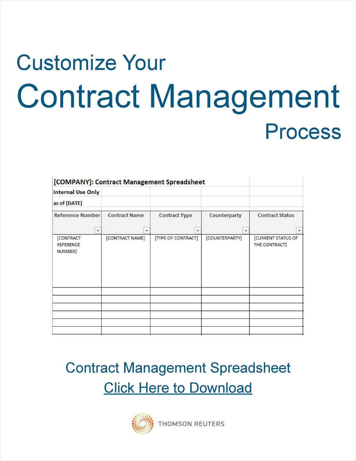 Contract management process guide pdf