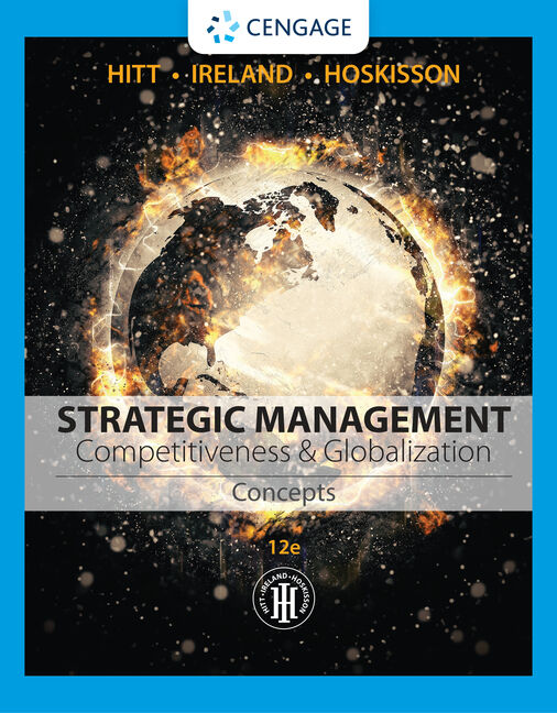 Strategic management an integrated approach 12th edition pdf free download