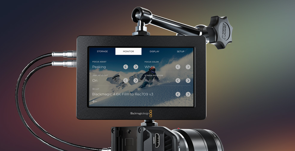 blackmagic video assist 4k manual