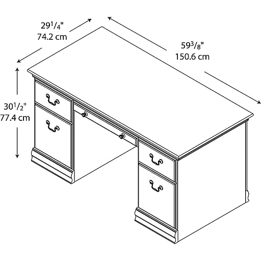 bush furniture assembly instructions
