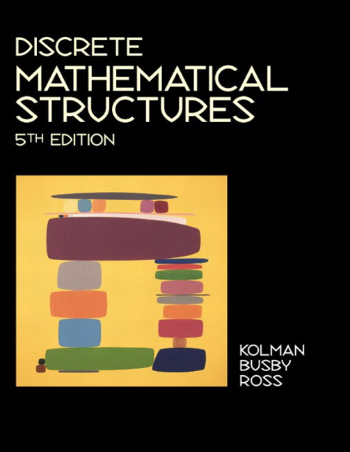 Discrete mathematics 5th edition ross