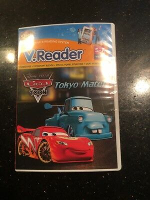 cars toon manual v reader