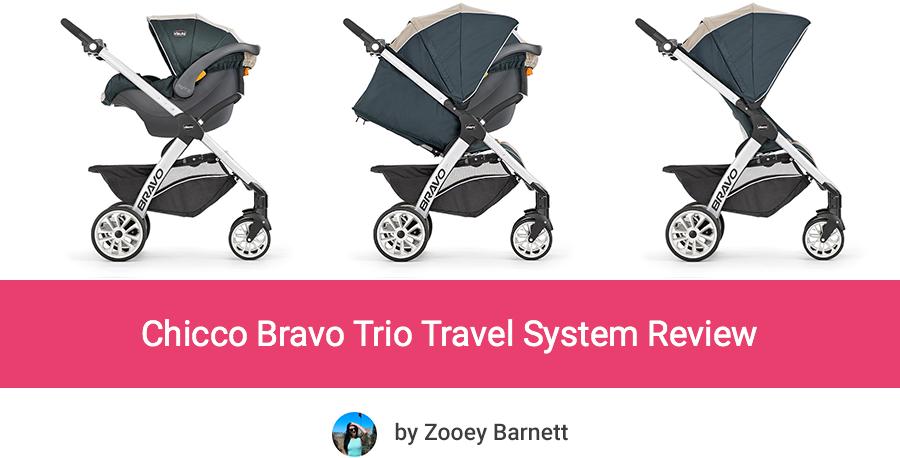 chicco bravo trio travel system manual