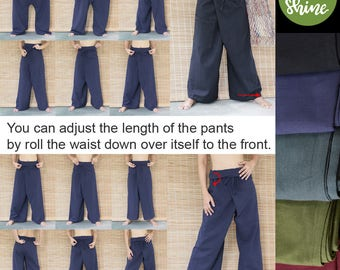 Thai fisherman pants pattern pdf