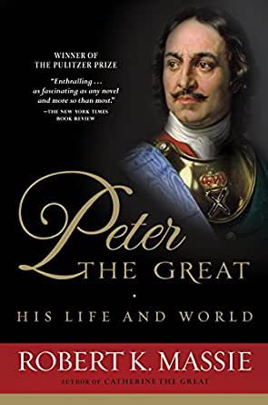 Peter the great his life and world pdf