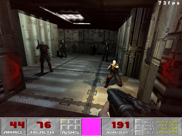 Doom 2 how to get red key