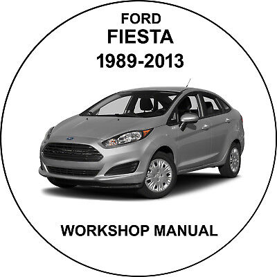 ford fiesta 2011 repair manual pdf