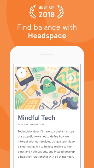 Headspace guided meditation v2 download