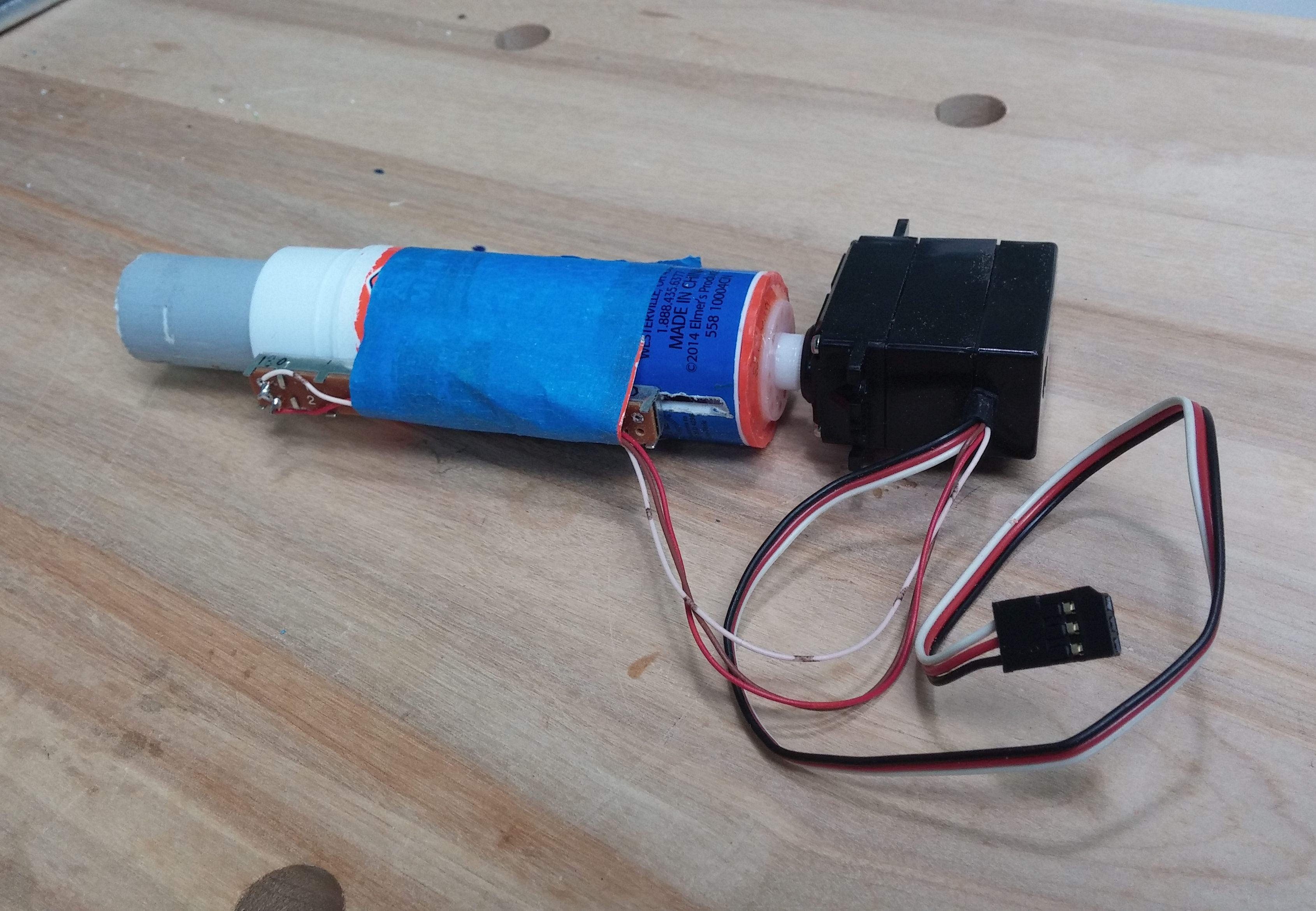 how to make a linear actuator instructables