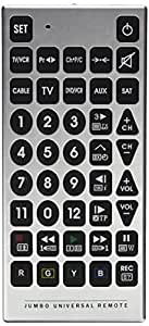 jumbo universal remote instructions