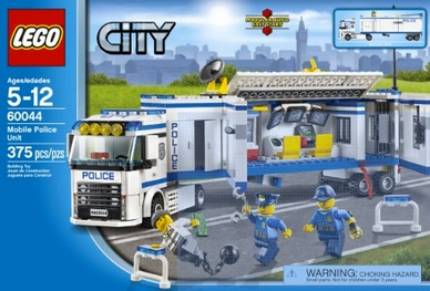 lego city police mobile command center instructions