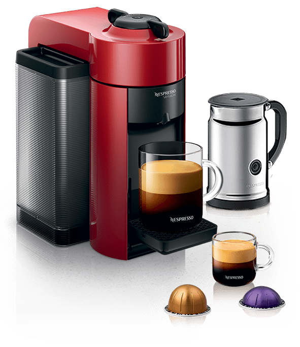Nespresso vertuoline descaling instructions