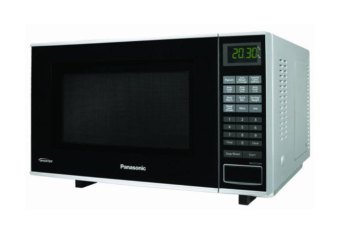 Panasonic inverter 900w microwave manual