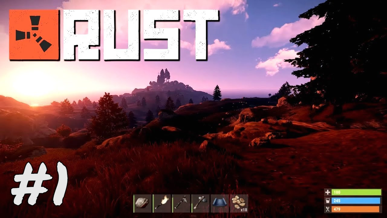 Rust how to play 1440p