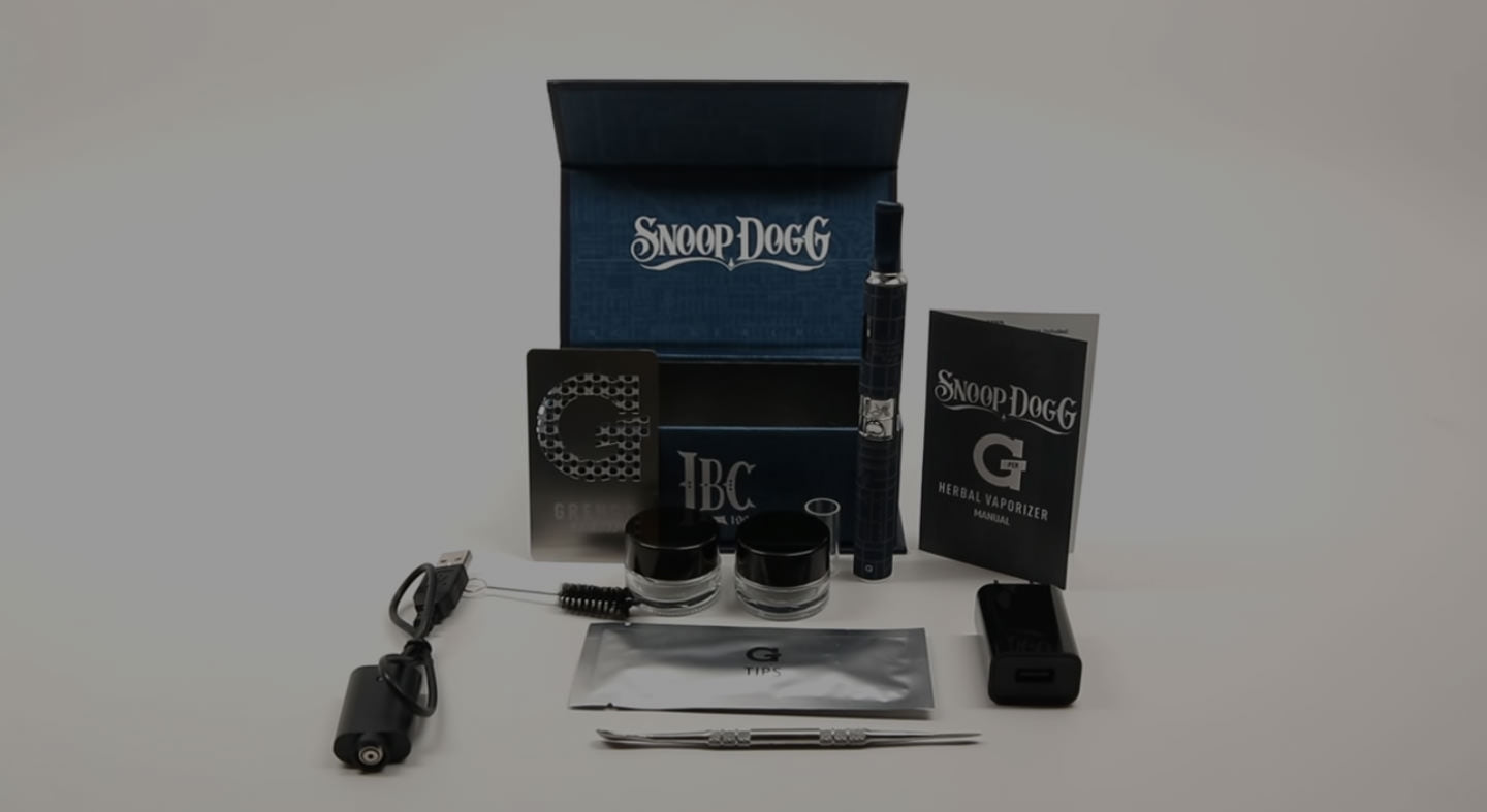 Snoop dogg g pen manual