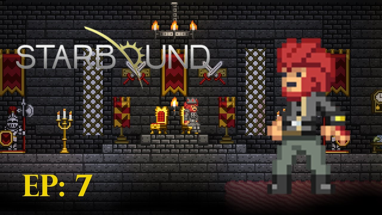 Starbound how to get apothecary